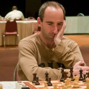 GM Alex Goldin